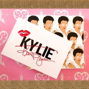 nwt! kylie cosmetics/kris jenner face palette